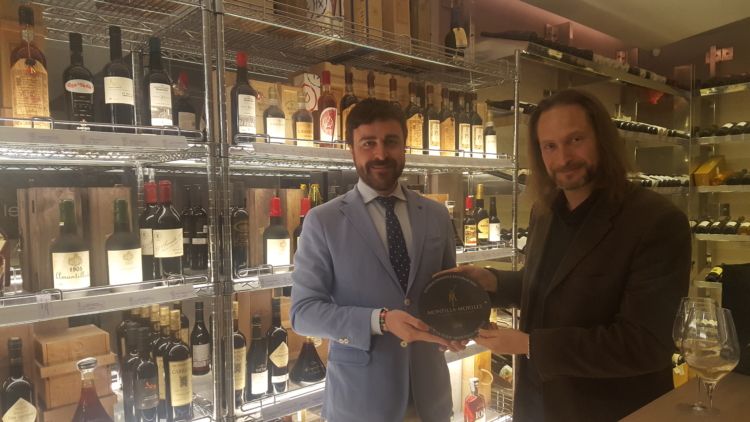 El PetitCeller de Barcelona establecimiento oficialmente reconocido por la DO Montilla-Moriles 1