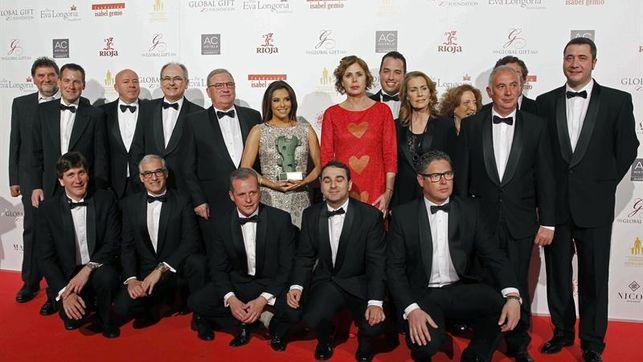 Eva Longoria se declara embajadora del vino de Rioja en los USA 1