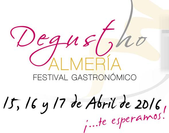 Festival Gastronómico Degustho Almeria 2016 1