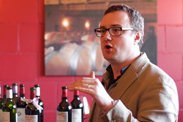 Parker no volverá a catar los vinos de Burdeos para The Wine Advocate 1