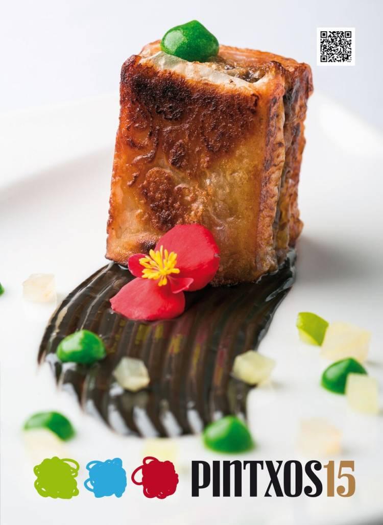 'Pintxos 2015' en la tripleta final de los mejores libros de gastronomía del mundo 1