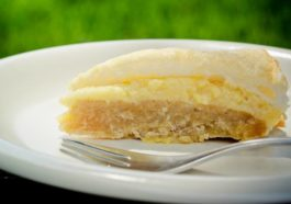 Receta rápida de tarta de limón 1