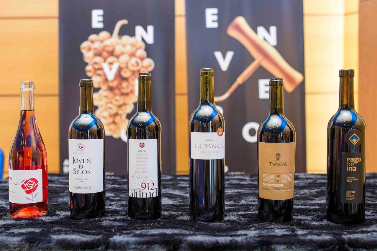 Vinos galardonados en los premios Envero 2016 4