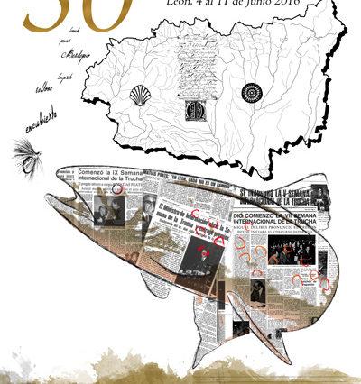 50 años de la Semana Internacional de la Trucha de León 1