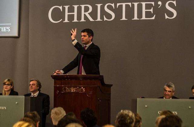 Christie's celebra su 250º aniversario y su 30º en Hong Kong como anfitriona en una subasta a favor de la Cruz Roja Francesa 1