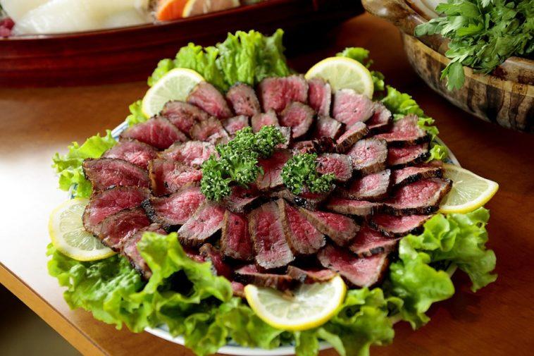 Cómo hacer Tataki de carne 1