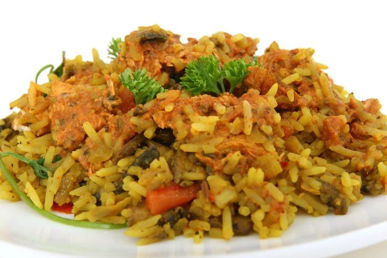 Ensalada de arroz 1