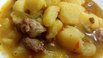 Estofado de ternera con patatas 1