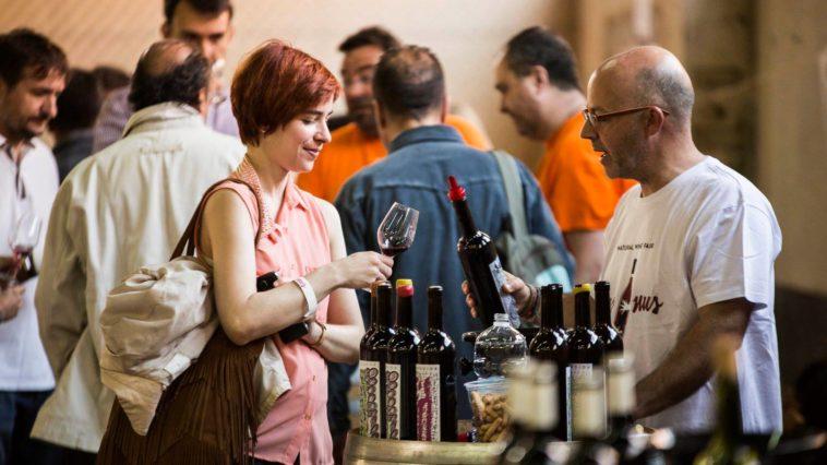 Éxito de Vino Vivo el Salón de los Vinos Naturales 2