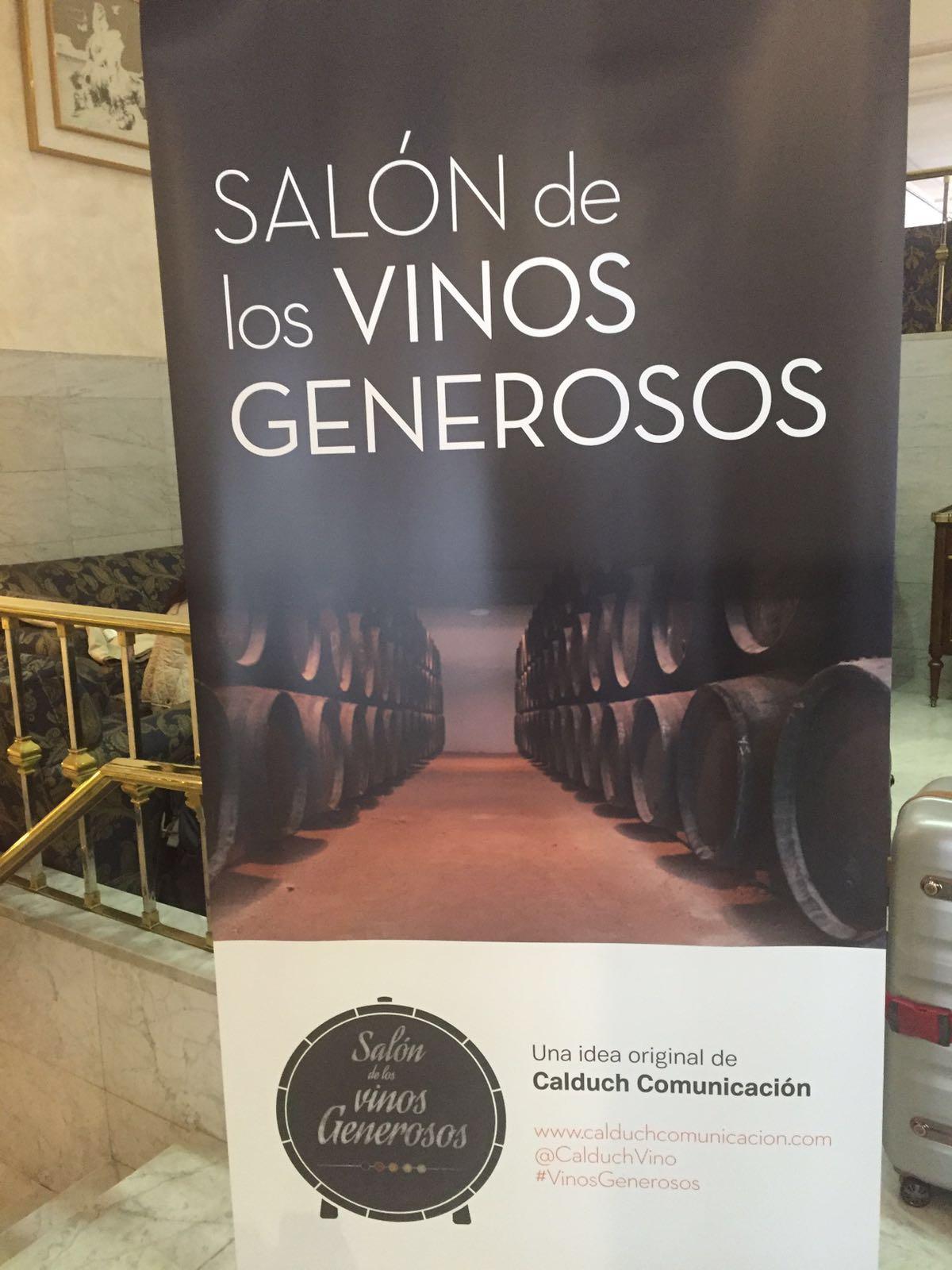 I Salón de los Vinos Generosos 1