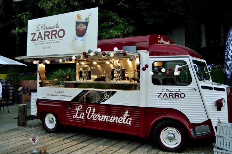 La Vermuneta de Zarro consigue el título de El mejor Food Truck de España 1