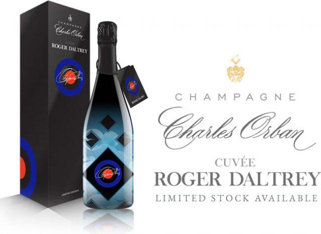 Roger Daltrey saca al mercado el Champagne de The Who por el 50 aniversario de la banda 1