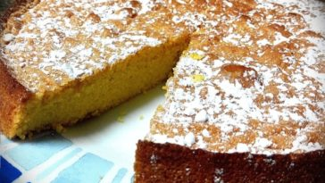 Torta Margherita 1