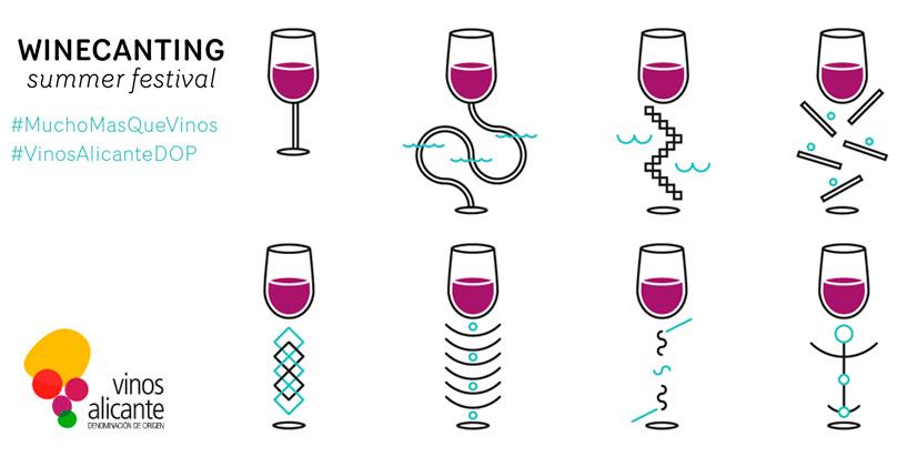 Winecanting Summer Festival 2016 fiesta de los vinos de Alicante 1