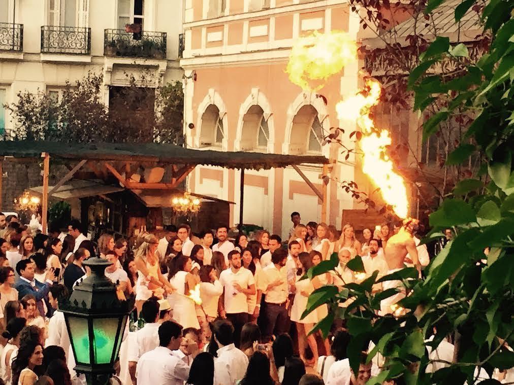 Terraza Casa América Le Cabrera El Verano En Un Palacio De