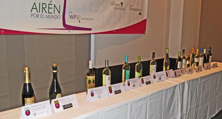 Entrega de premios de la IV Edición del Concurso Nacional de Vinos Airén por el Mundo 3