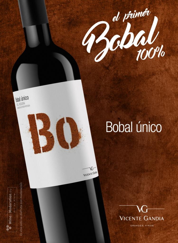 BO, el primer Bobal 100% 1
