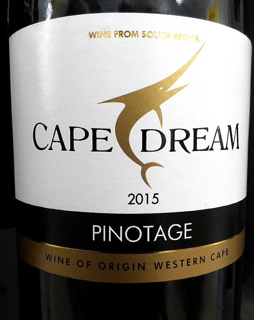 Catamos Cape Dream Pinotage 2015 1