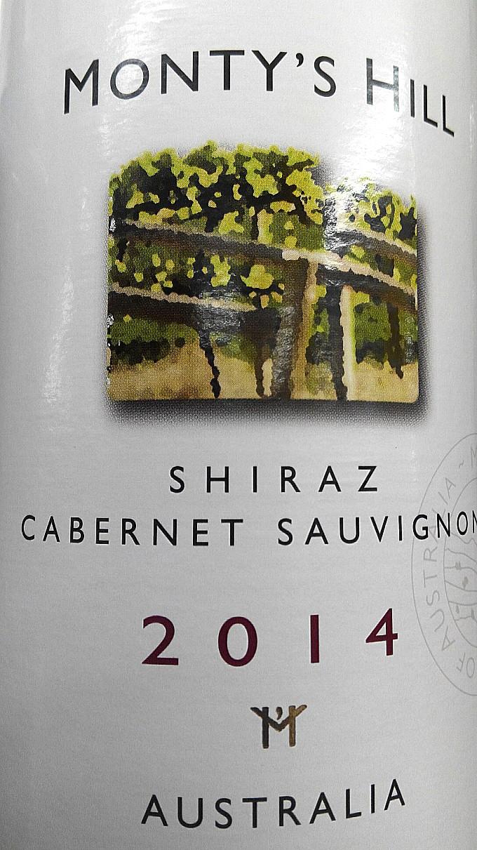 Catamos Monty's Hill Shiraz Cabernet Sauvignon 2014 1