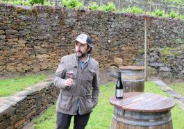 El chef Diego Guerrero vuelve a colaborar con la bodega Ponte da Boga esta vez con su propio albariño 2