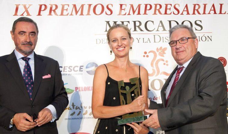 González Byass 'Mejor gestión enoturística' en los IX Premios Empresariales Mercados del Vino y la Distribución 2015 1