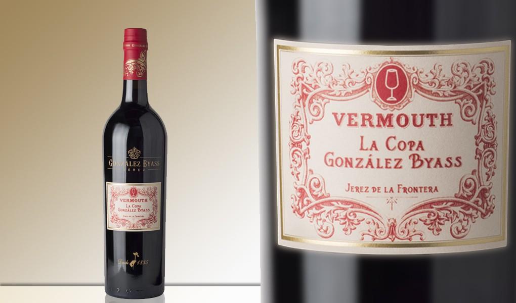 Gonzalez Byass pone en el mercado el vermut La Copa con sherry para captar mercado en Londres y Nueva York 1