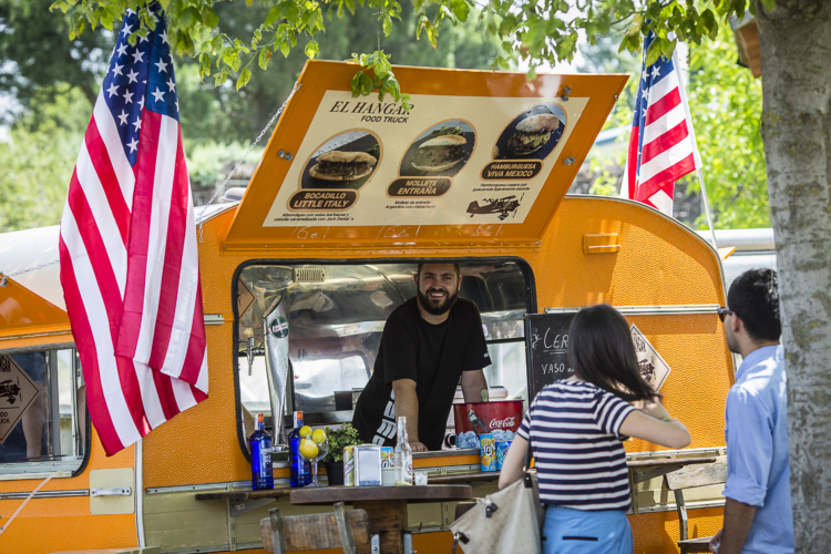II American Street Food Festival la semana del 4 de julio en Madrid 2