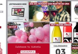 La D.O. Navarra estrena nueva web 1