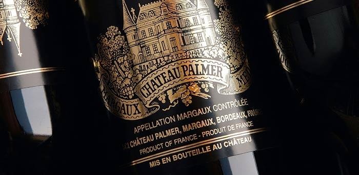 Los vinos de Château Palmer cumplen sus altas expectativas en la última subasta de Sotheby 1