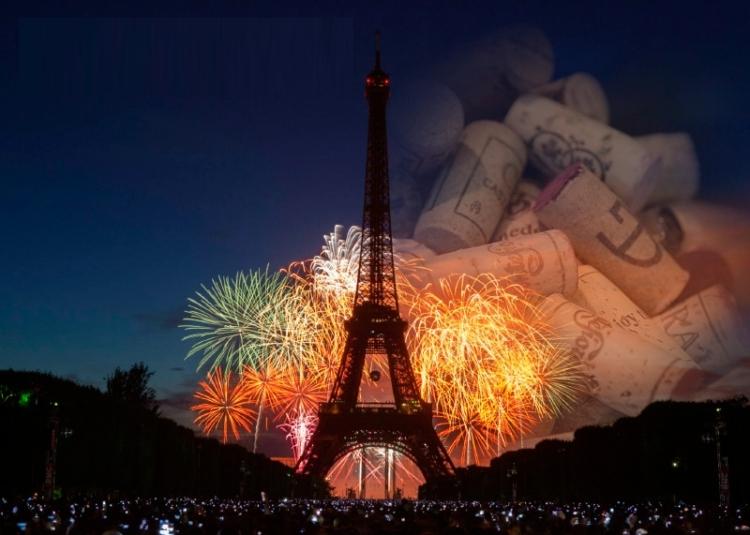 París la ciudad del mundo donde más vino se descorchó el año pasado 1