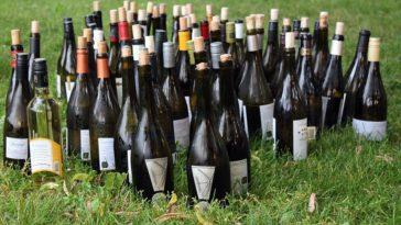 ¿Y si te cobraran una fianza hasta que devolvieses el envase de vidrio del vino que compras? 1
