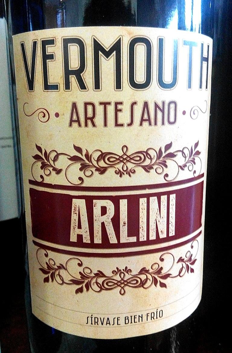 vermouth artesano Arlini