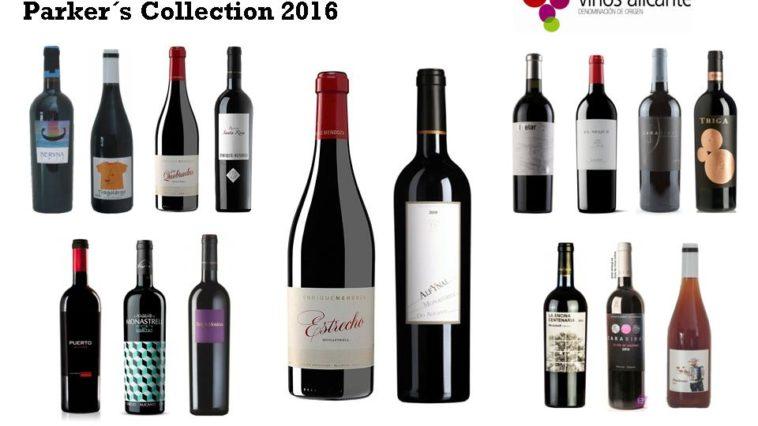 Buenas puntuaciones Parker para los vinos de la DOP Alicante 1
