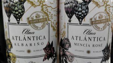 Catamos Alma Atlántica Albariño y Alma Atlántica Mencía Rosé 1