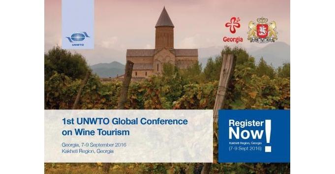 Conferencia mundial sobre enoturismo en septiembre 1