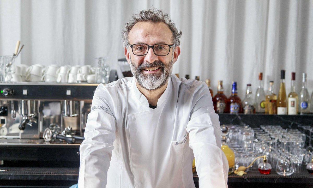 El sobrante de comida de la villa olímpica de Río 2016 lo transformará Massimo Bottura y se dará a los más necesitados 1