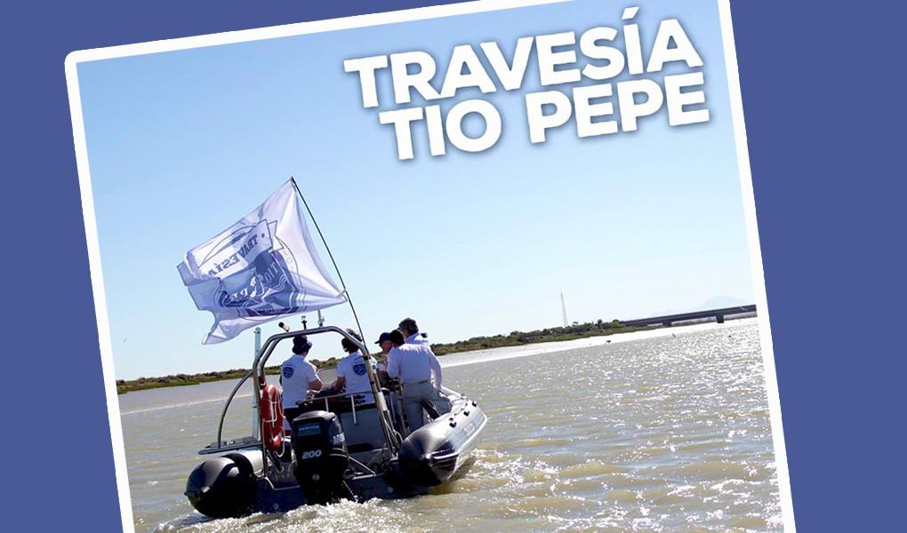 Enoturismo en el Parque Nacional de la Bahía de Cádiz con la Travesía Tío Pepe por el río Guadalete 1