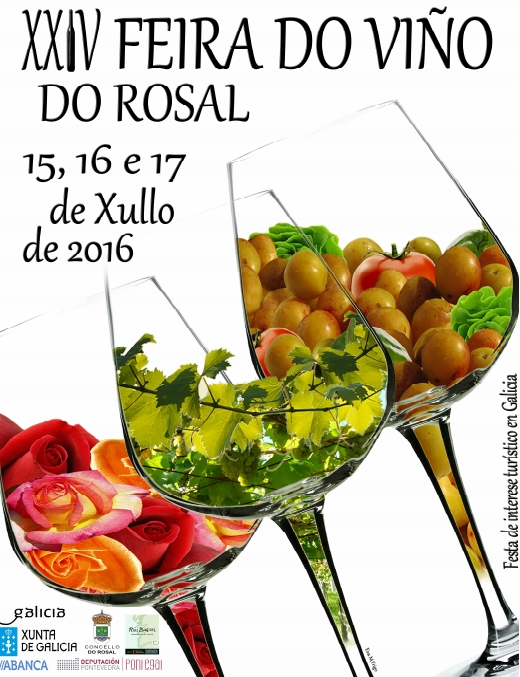 Fiesta del Vino de O Rosal 1