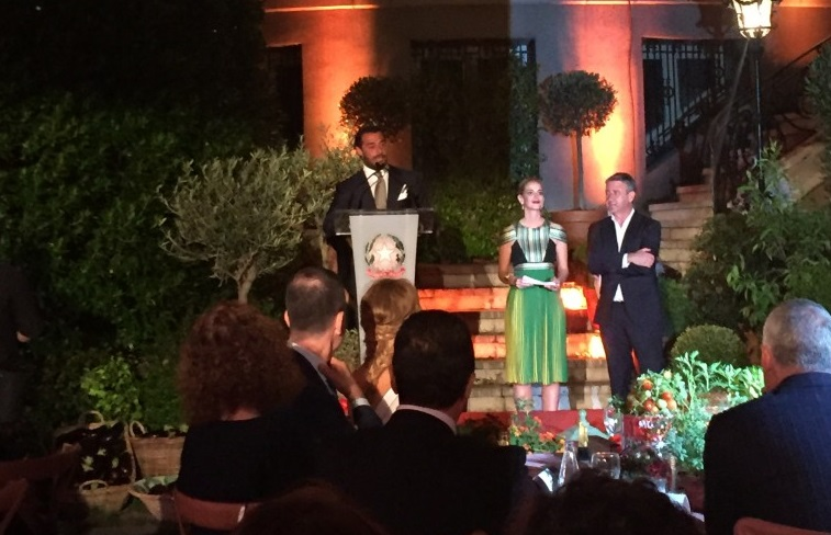 Marqués de Murrieta Premio Elle Gourmet a la Mejor Bodega 1