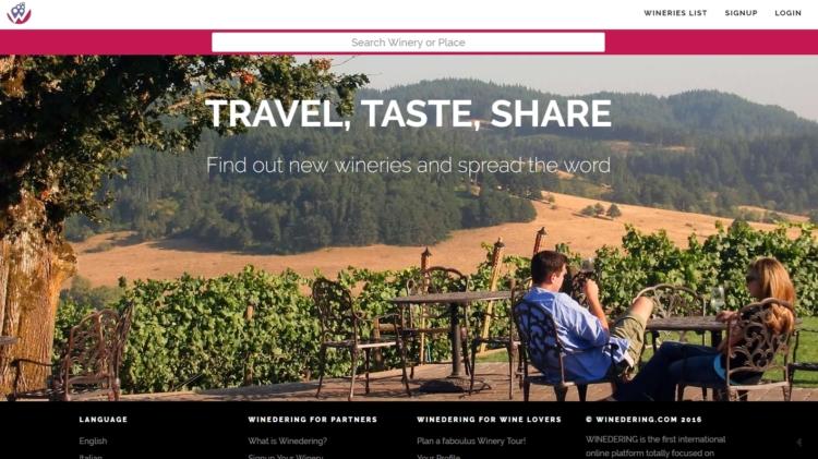 Nace WineDering un 'TripAdvisor de Bodegas' ideal para el enoturismo 1