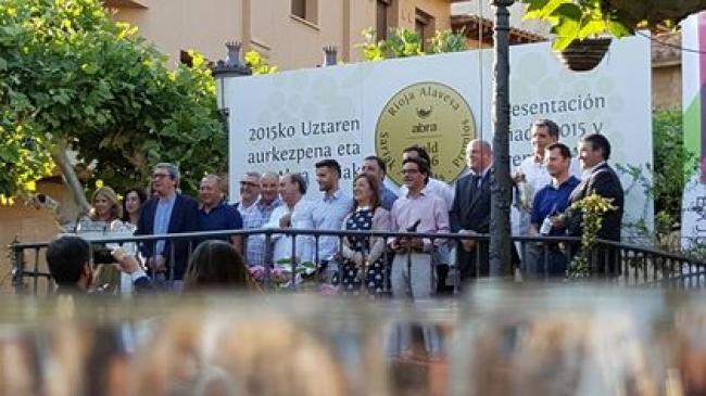 Premios ABRA y Presentación de la Añada 2015 1
