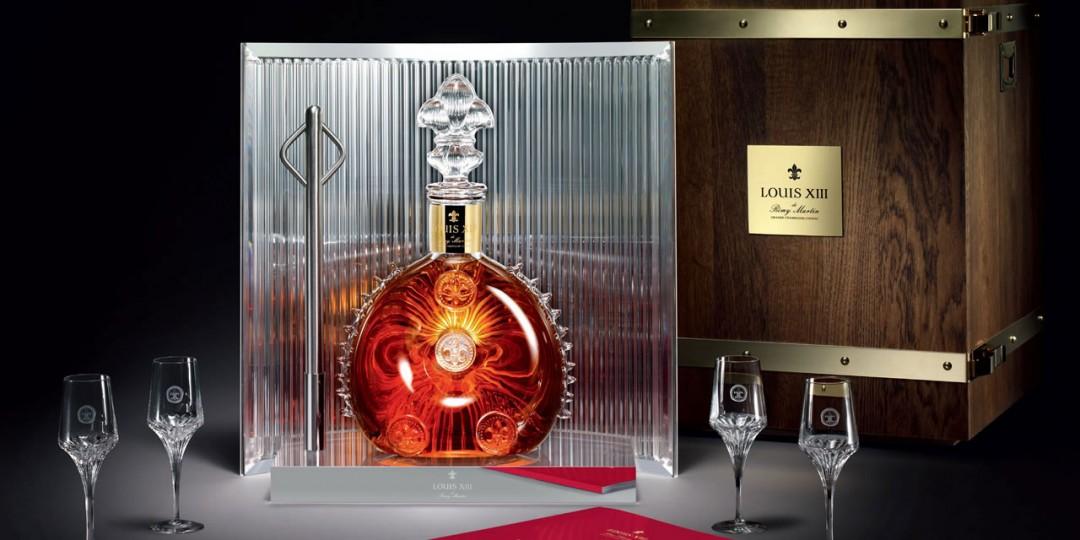 Rémy Martin's Louis XIII Cognac sale a la venta por más de 70.000 euros 1