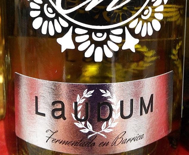 Catamos Laudum Chardonnay 2014 Fermentado en Barrica 2