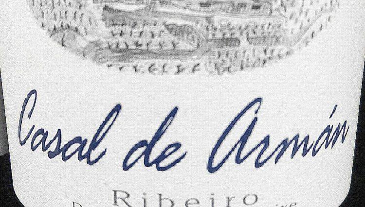 Catamos Casal de Armán 2015 Ribeiro 2