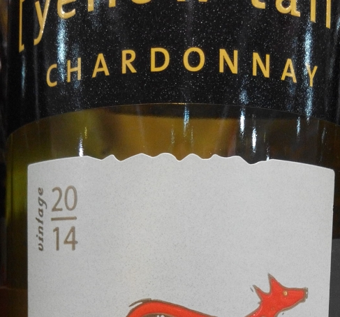 Catamos Yellow Tail Chardonnay 2014 2