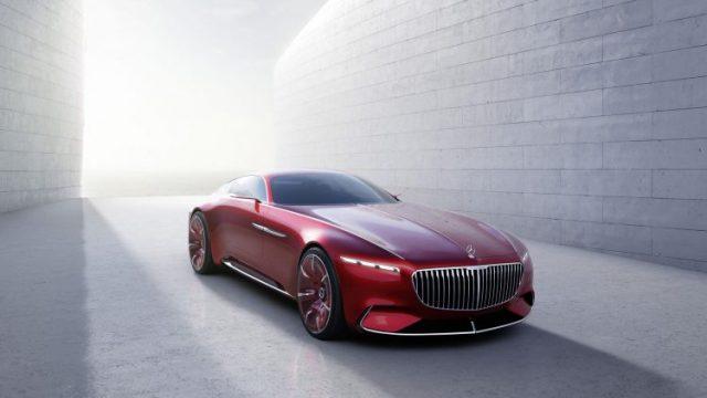 Un nuevo Mercedes de lujo sale al mercado con un espacio para llevar el vino frio 1