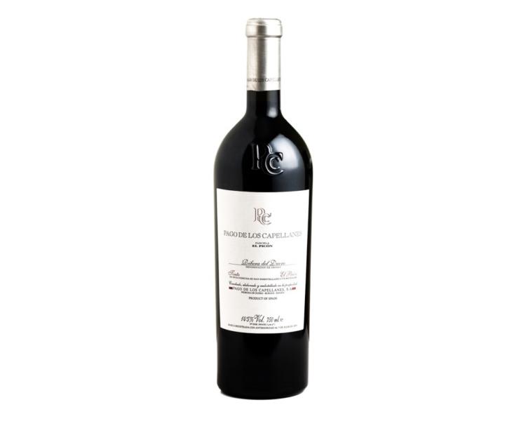 Parcela El Picon 2010 de Pago de los Capellanes entre los 100 mejores vinos del mundo de 2016 para Wine & Spirits 2