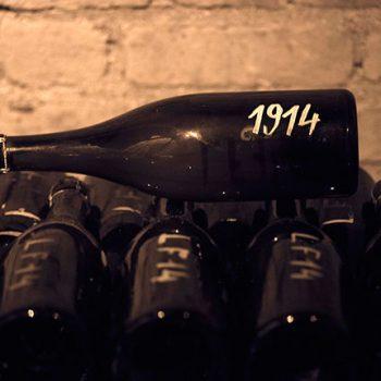 Bollinger subasta en Nueva York una botella de 1914 1