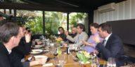 Don Melchor lanza cosecha 2012Don Melchor launches 2012 vintage in Brazil 1