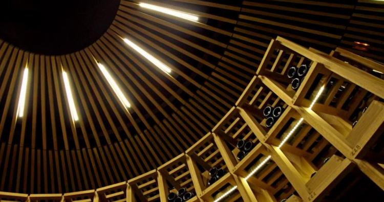 El Restaurante Atrio incluido en la lista de los mejores restaurantes del mundo con bodegas espectaculares 1